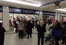 Brand New Store Twenty One - Cumbernauld
