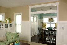 Dining Room / by Penny Atkinson
