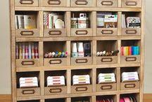 Workspace organization ideas