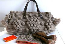 A crocheter