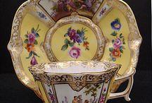 Porcelán csészék : China cups
