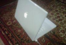 Jual Macbook White 4.1