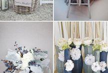 Свадьба в сером цвете