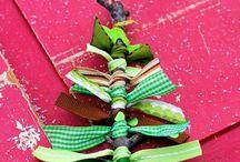 Christmas ornaments / by Cricket Layne