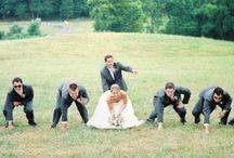Elizabeth's wedding...my vision! lol / by Becki Childs