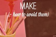 Etsy beginners mistakes and avoiding them