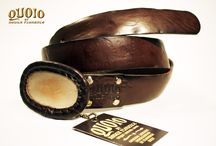 QUOIO LEATHER BELTS / THE BEST HAND MADE LEATHER BELT IN FLORENCE, ITALY