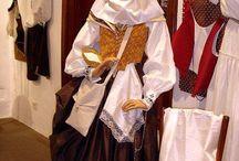 vestidos típicos canarios
