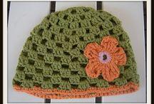 Woolen hats for children