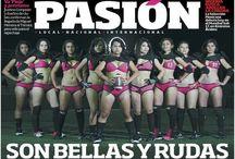 bikini football mx