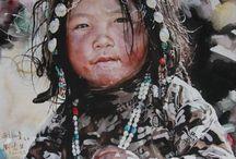 watercolorportraits