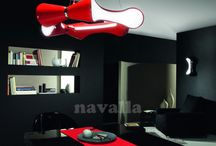 Svítidla pro domácnost - široký výběr designérských kousků / Lampy, které neslouží pouze k tomu, aby jste se mohli orientovat iv nočních hodinách - stanou se korunou Vašeho interiéru :)