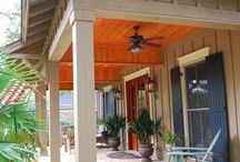 Eastwood Covered Deck