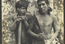 Botocudos - Indios Botucatu
