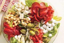 Salads / by Rachel Happel