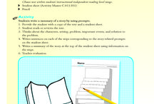 RL.2.5 Second Grade-Reading Literacy Text / These activities were designed as small group activities to provide students with additional opportunities to practice skills that were previously instructed. Click on image to view activity. Images are linked to activities as pdf files.
