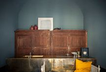 Kitchen's that inspire / Details from our favourite kitchens.