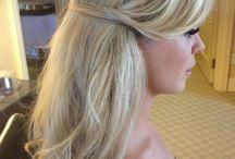 Bridesmaid Hair inspo / by M X