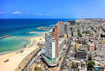 Tel Aviv  | 100 Cities / A look into what makes Tel Aviv tick: Colors, sites, history, people, and more make this city a popular travel destination. / by Knok