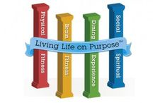 4Pillars / The 4 Pillars (Physical Fitness, Brain Fitness, Dining Experience and Social/Spiritual Enrichment) are a research-based approach for Living Life on Purpose®--and the absolute BEST way to 'do' senior living!
