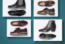 """Pertini - Brogues & Chelsea Boots / """"Shoes for shoe lovers"""", so das Motto des spanischen Schuhlabels PERTINI. Das Label stellt seit 1980 besonders hochwertige und zeitlose Schuhe für Damen und Herren her. Die Schuhe erinnern mit ihrem Design stark an die 50er Jahre. Auch die aktuelle Kollektion orientiert sich an der damaligen Mode, wird aber durch das spanische Label neu interpretiert. ► http://bit.ly/KONEN-Pertini-HW16-Pin"""
