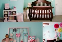 """My Nursery Obsession / If a single girl can have a """"dream wedding"""" board, I can have this without even being in the midst of any baby plans! ;)"""