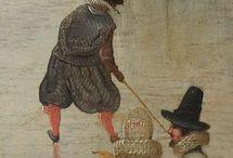 Dutch painting (inc Avercamp)