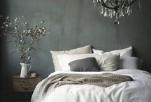 Boho / Interiors with use of bohemian styling