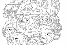 Сердитый Птички Angry Birds