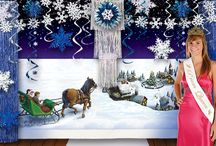 Winter Wonderland Prom / Having a Winter Wonderland Prom? Find decorations and product ideas here to help you create an authentic winter wonderland feel at your prom.  / by Party Cheap