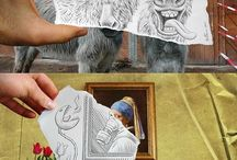 Inspirational art work ideas