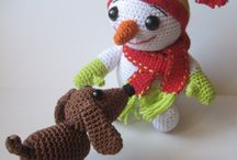 Crochet - Winter