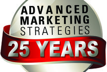 AM STRATEGIES 25 YEAR ANNIVERSARY / HAPPY 25 YEAR ANNIVERSARY! Advanced Marketing Strategies is proud to have provided twenty-five years of strategy based, result oriented marketing solutions that have increasing traffic, sales, and profits for large consumer clients like, IKEA, Mossy Automotive, McMillin Homes, Bekins Moving and Storage, San Diego County Credit Union, Soboba Casino and others! We look forward to the next 25! #AMStrategies25