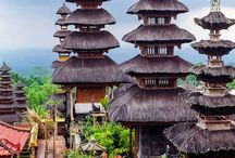 Indonesia / Potential travel ideas for the honeymoon??? / by Matisha Montgomery