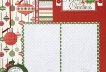 chrisrmas cards and layouts