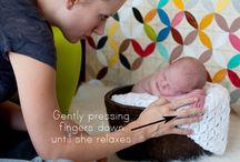 baby photos / by Gabrielle Schenk