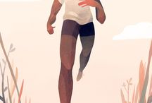 бегущая