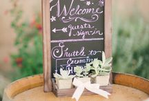   welcome tables   / Ideas for your wedding welcome table. Welcome your wedding guests in style.