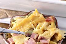 Crockpots and casseroles