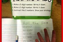 Teaching: Math Centers / by Alyssa Kawamoto