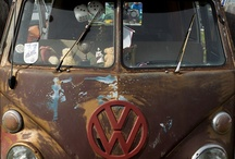 Kombi's VW / Bus, Van, Kombi, VW