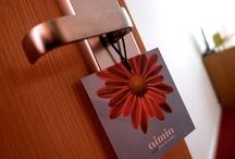 aimia hotel / by Cati Alcover