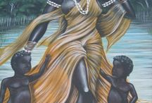 I am WOMAN. Goddess Warrior, lover, giver, and energy seeker.