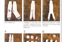 Sokken en handschoenen