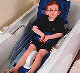 wheelchair bath