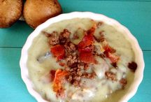 AIP Soups, Snacks, Easy