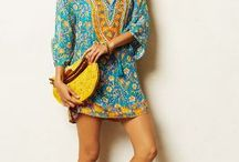 Resort Wear Style / Ideas on what to wear for your next resort holiday.