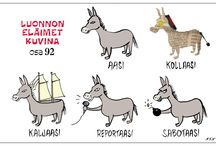 eläinsanat