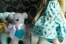 Lalki i przyjaciele / Przytulasne zabawki alternatywą do plastiku