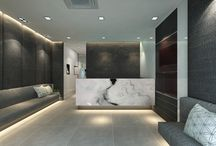 Dental Interior Design / Dental surgery design by Home Guide at NEWEST @ West Coast Drive, Singapore.